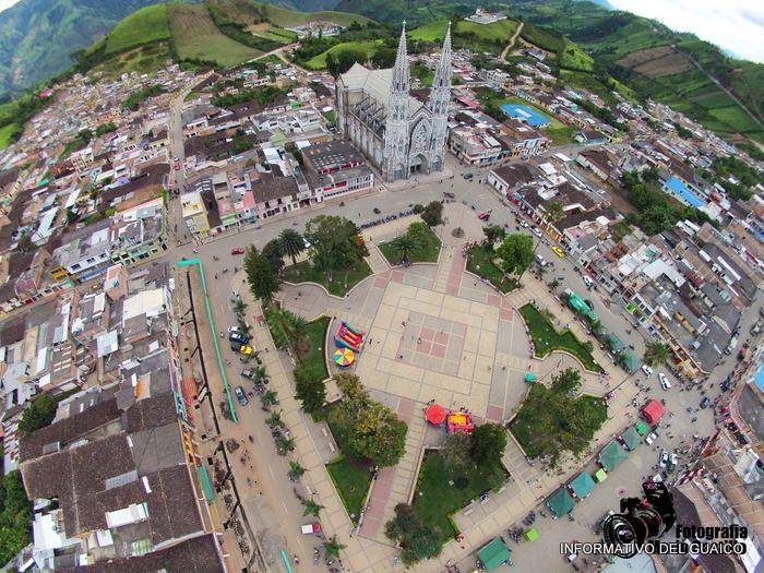 Sandoná Nariño- Parque Principal